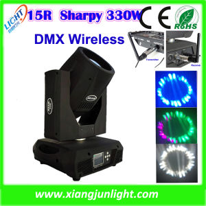 15r Sharpy 330W Beam Moving Head Light DMX Wireless pictures & photos