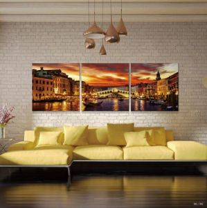 Wall-Mounted Decorative Fat Woman Printing Acrylic Painting pictures & photos