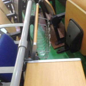 Cheap High Quality Conference Hall Seat, Auditorium Seat, Conference Hall Chairs, Lecture Theater Chairs, Auditorium Seating, Lecture Theater Chair (R-6258) pictures & photos