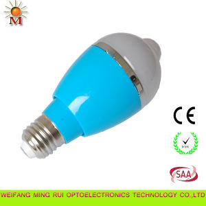 LED Indoor Bulb Lamp with Motion Sensor 7W pictures & photos