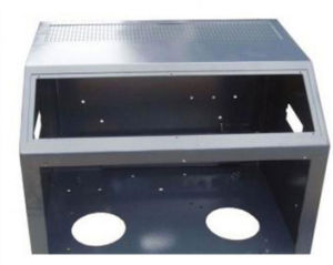 Sheet Metal Cabinet of Laser Cutting Parts pictures & photos