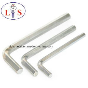 High Quality Allen Wrench Zinc Plated Hand Tools pictures & photos