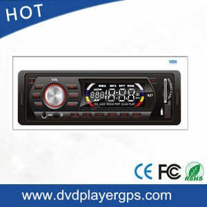 One DIN Universal Car MP3/USB/SD Player with Fixed Panel pictures & photos