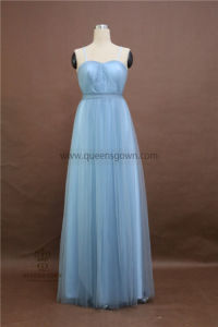 Long Wedding Evening Formal Party Ball Gown Prom Bridesmaid Dress pictures & photos