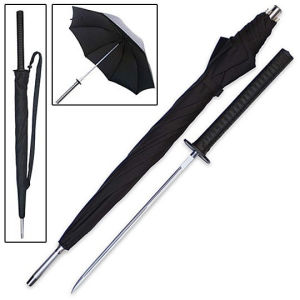 Sword Umbrella/Samurai Umbrella/Katana Umbrella pictures & photos