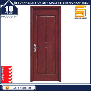 Cheaper Price Wooden Interior Door PVC / MDF Door pictures & photos