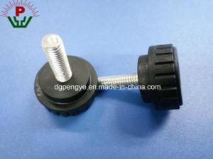 Adjustment Round Knurled Thumb Head Plastic Screw pictures & photos