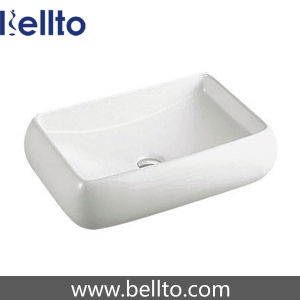 Vessel Sink/Ceramic Washbasin for Bathroom Sanitary Ware (3058C) pictures & photos