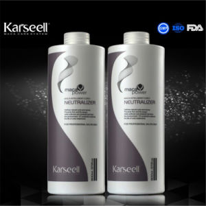 Professional Salon Hair Neutralizer Digital Perm for Curly Hair pictures & photos