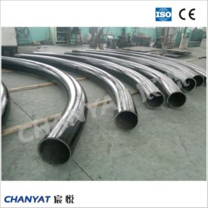 Seamless Stainless Steel Bend with Tangent A403 (S32109, S34700, S34709) pictures & photos