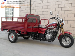 150cc, Three Wheel Motorcycle, China New Style, Cargo Tricycle, High Quality, Hot Sale, Gasoline Trike, Tuk Tuk (SY150ZH-E3) pictures & photos