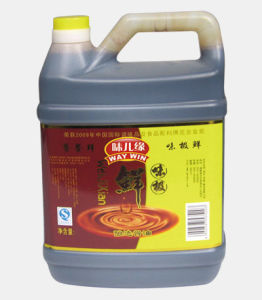 750g Mushroom Soy Sauce with Good Quality pictures & photos
