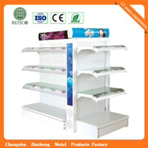High Quality Wall Cosmetic Supermarket Shelves pictures & photos