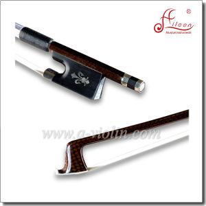 Colored Carbon Fiber Engraving Violin Bows (WV900C-B) pictures & photos