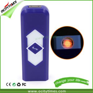 Factory Price Optional Color Smoking Accessories Electric Cigarette USB Lighter pictures & photos