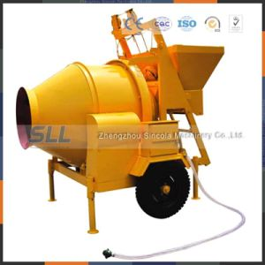 Construction Machine Electric Concrete Mixer/Dry Mix Concrete Batching Plant pictures & photos