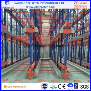 Automatic Storage System- Radio Shuttle Racking System (EBILMETAL-RSR) pictures & photos