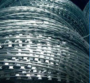 High Quality Low Price Razor Barbed Wire pictures & photos