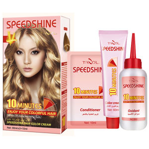 Tazol Speedshine Hair Color Cream 9.0 pictures & photos