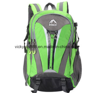 Waterproof Outdoor Sports Travel Leisure Hiking Picnic Climbing Backpack (CY3528) pictures & photos