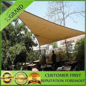 100% New HDPE Plastic Outdoor Waterproof Shade Sail pictures & photos