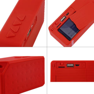 Mini Portable Bluetooth Speaker with Dischargeable Battery pictures & photos