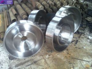 OEM Custom Precision Forged Ring Gear Wheel pictures & photos
