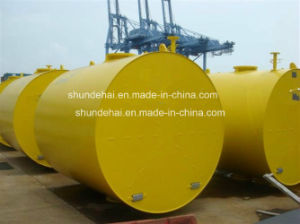 Steel Structured Mooring Buoy, Cylindrical Buoy pictures & photos