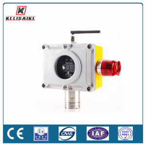 Fixed Wall-Mounted Explosion Proof Combustible Gas Detector pictures & photos