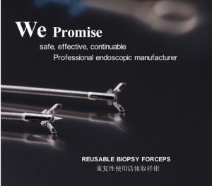 Medical Grade Material Biopsy Forceps with CE&FDA Professional Medical Supplier pictures & photos