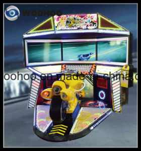 Indoor Playground Motorcycle Racing Car Simulator Coin Operated Machine pictures & photos