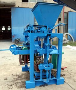 Manual Brick Making Machine for Sale Concrete Block Making Machine pictures & photos