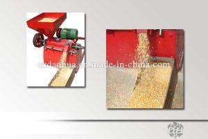 High Output Maize Husk Peeler, Husk Separating Huller for Corn
