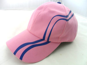 Top Quality Fashion Pink Fitted Cheap Hat pictures & photos