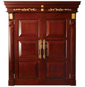 American Design American Wooden Door pictures & photos