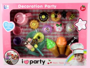 Cake Magcic of Kitchen Play Set for Children pictures & photos