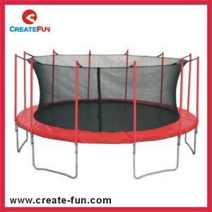 Createfun Outdoor Garden Kids Bungee Trampoline