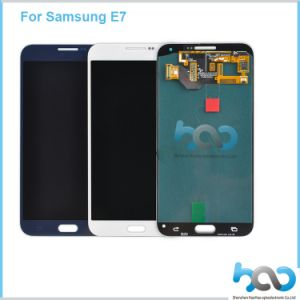 High Quality Mobile Phone LCD for Samsung E7 Digitizer Screen