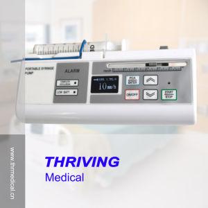 Portable Syringe Pump Single Channel (THR-SP500) pictures & photos