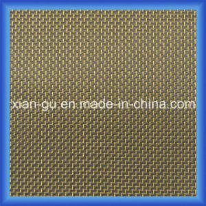 TPU Pan Carbon Fiber Leather pictures & photos