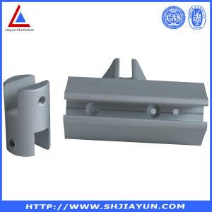CNC Precision Machining 6063 Aluminum Extrusion Profiles pictures & photos