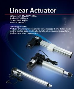 Linear Actuator for Window Opener pictures & photos