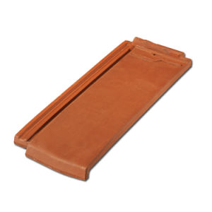 Red Color Plain Roof Tile Interlocking Water Proof Material Roof (F1-W55) pictures & photos