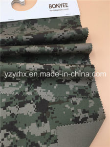 Finished Fabric 100% Cotton Twill Printed Camouflage pictures & photos
