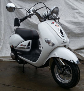 Sanyou 125cc Gasoline Scooter Jgw pictures & photos