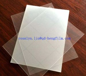 Lead-Free Card Base Printed Rigid PVC Film pictures & photos