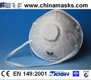 Active Carbon CE Protective Face Mask Dust Mask pictures & photos