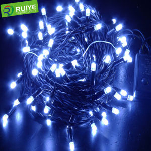IP44 PVC Wire and Waterproof LED String Light for Decoration pictures & photos