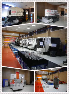 Plastic Liquid Soap Bottle Extrusion Blow Molding Machine pictures & photos