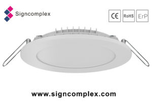 2015 New 8W/12W/18W/24W/30W Eslim LED Panel Recessed Light with CE RoHS ERP pictures & photos